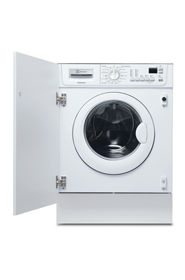 lave linge sechant encastrable electrolux ewx127410w blanc. Black Bedroom Furniture Sets. Home Design Ideas