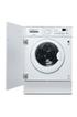 Lave linge sechant encastrable EWX127410W Electrolux