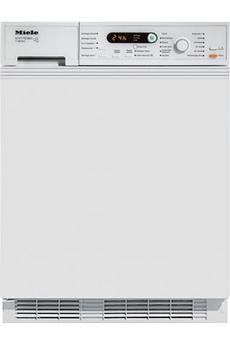 Sèche linge encastrable T 4819 CI BLANC Miele