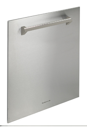 Habillage de porte de dietrich dkj811x inox darty for Porte lave vaisselle encastrable