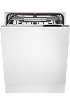 Lave vaisselle encastrable aeg comfortlift fsk93800p