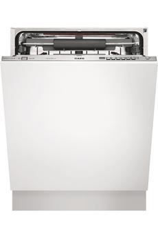 Lave vaisselle encastrable F66720VI1P Aeg