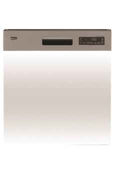 Lave vaisselle encastrable TDSN28520X Beko