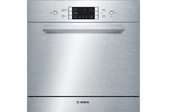Lave vaisselle encastrable bosch sce52m65eu inox