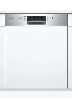 Lave vaisselle bosch smi46as04e inox