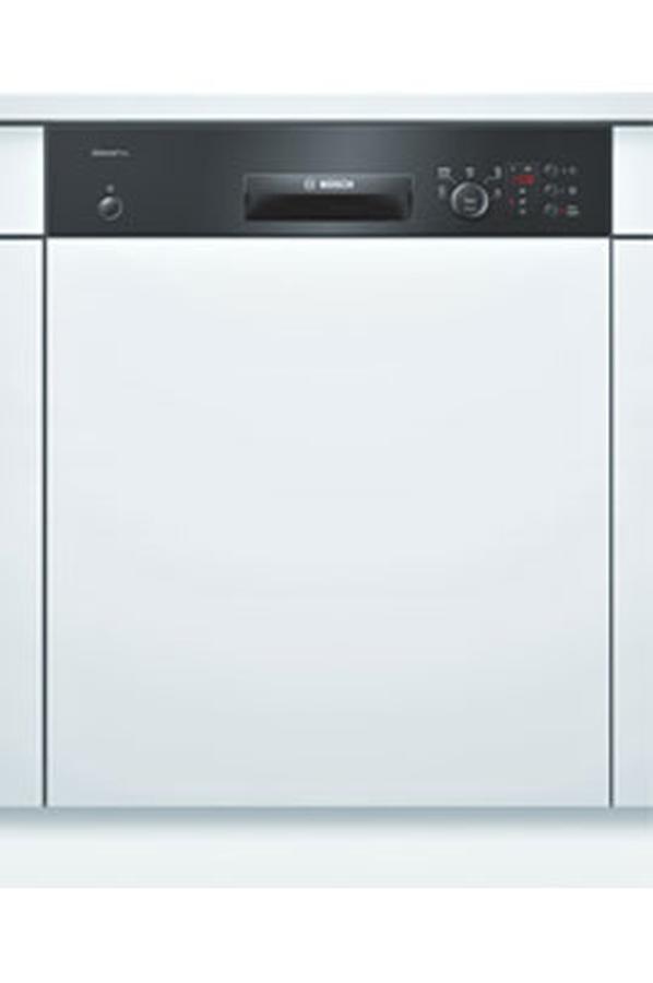 lave vaisselle encastrable bosch smi50e26ep noir. Black Bedroom Furniture Sets. Home Design Ideas