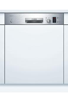 Lave vaisselle encastrable SMI50E45EU INOX Bosch
