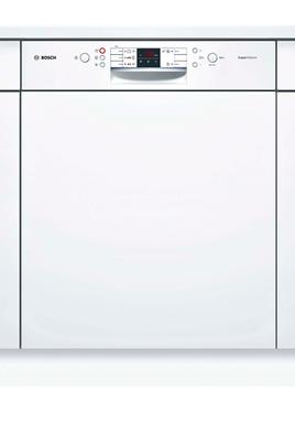 lave vaisselle encastrable bosch smi53l82eu blanc 4072790 darty. Black Bedroom Furniture Sets. Home Design Ideas