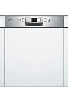 lave vaisselle encastrable bosch smi53m15eu inox 3145255. Black Bedroom Furniture Sets. Home Design Ideas