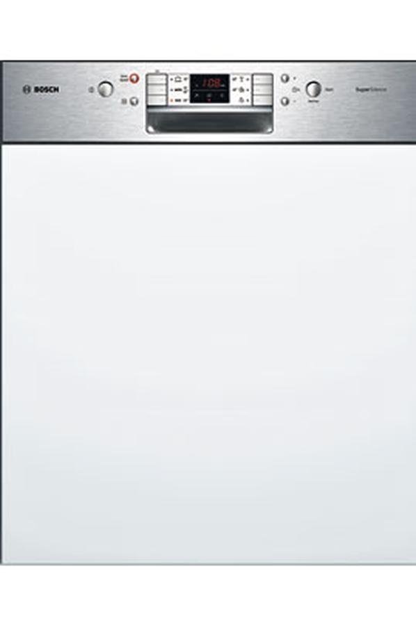 lave vaisselle encastrable bosch smi63m45eu inox smi63m45eu 3387232 darty. Black Bedroom Furniture Sets. Home Design Ideas