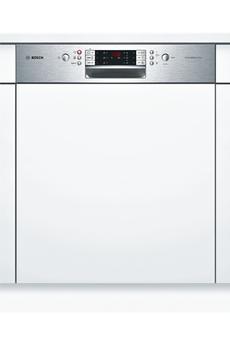 Lave vaisselle encastrable SMI69P25EU INOX Bosch