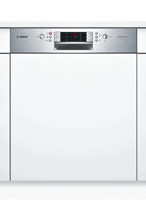 lave vaisselle encastrable bosch smi69p25eu inox smi69p25eu darty. Black Bedroom Furniture Sets. Home Design Ideas