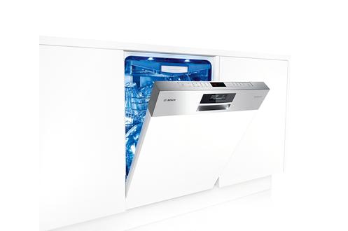 Lave vaisselle encastrable SMI69U65EU INOX Bosch
