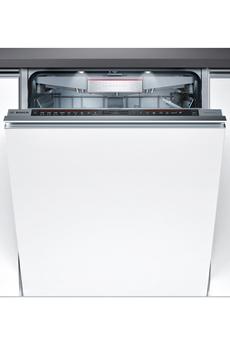 Lave vaisselle encastrable SMV88TX02E Bosch