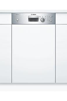 Lave vaisselle encastrable Bosch SPI25CS00E