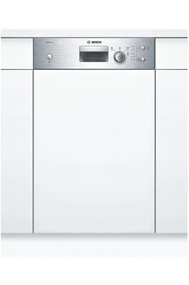 Largeur 45 cm - 48 dB 9 couverts Départ différé 3-6-9 h Classe énergétique A+ - Efficacité séchage A
