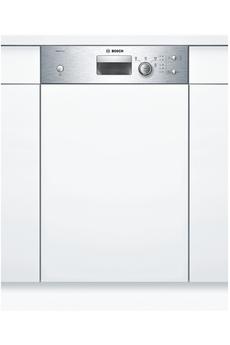 Lave vaisselle encastrable bosch spi40e85eu inox