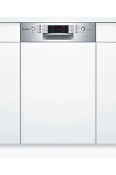 Lave vaisselle encastrable SPI69T75EU INOX Bosch