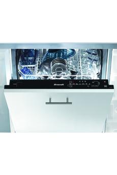 Lave vaisselle encastrable VH1100J Brandt