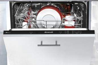 Lave vaisselle encastrable VH15J FULL Brandt