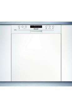 Lave vaisselle encastrable VH15W Brandt