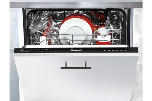 Lave vaisselle encastrable VH1472J FULL Brandt