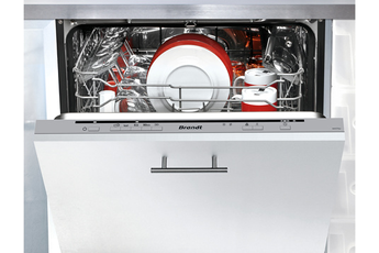 Lave vaisselle encastrable brandt vh1772j