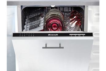 Lave vaisselle encastrable VS1010J Brandt
