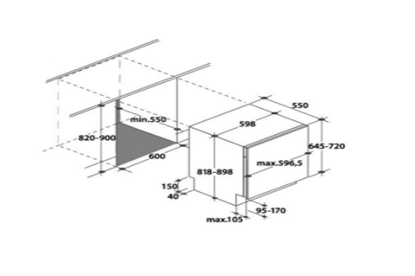 lave vaisselle encastrable candy cdi 6015 simply fi. Black Bedroom Furniture Sets. Home Design Ideas