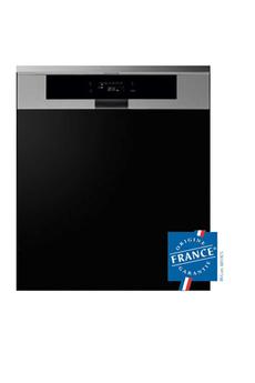 Lave vaisselle encastrable DVH1230X INOX De Dietrich
