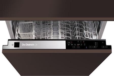 lave vaisselle encastrable de dietrich dvh910je1 darty. Black Bedroom Furniture Sets. Home Design Ideas