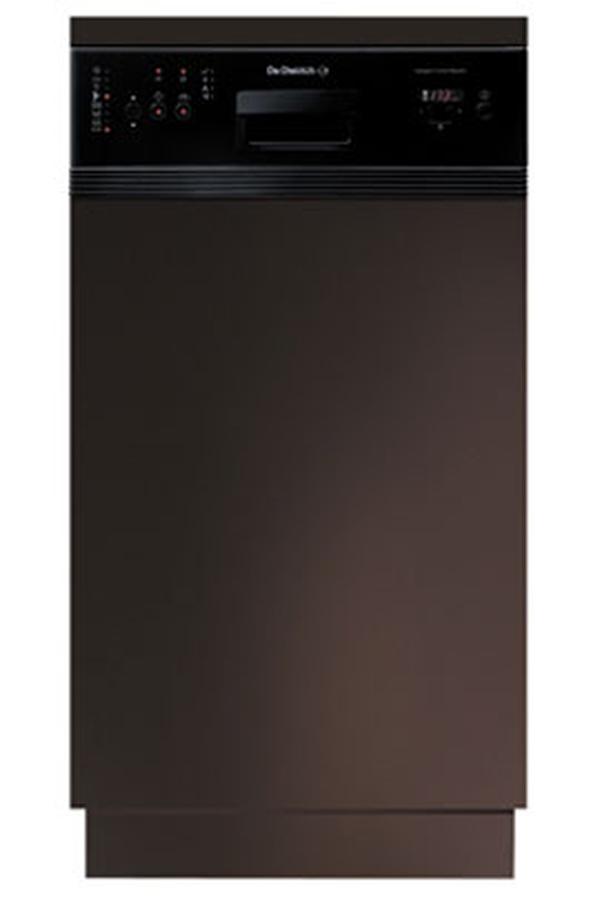 lave vaisselle encastrable de dietrich dvy 640 be1 bandeau noir dvy640be1 2272407 darty. Black Bedroom Furniture Sets. Home Design Ideas