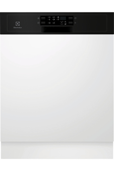 Lave vaisselle encastrable ESI5517LOK NOIR Electrolux
