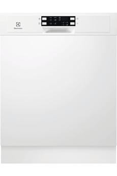 Lave vaisselle encastrable ESI5517LOW BLANC Electrolux