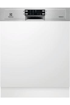 Lave vaisselle encastrable ESI5517LOX INOX Electrolux