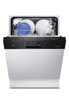 Lave vaisselle encastrable ESI6527LOK NOIR Electrolux