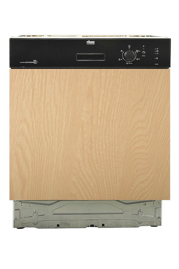 lave vaisselle encastrable faure lvi 578 n bd noir lvi578 2655870 darty. Black Bedroom Furniture Sets. Home Design Ideas