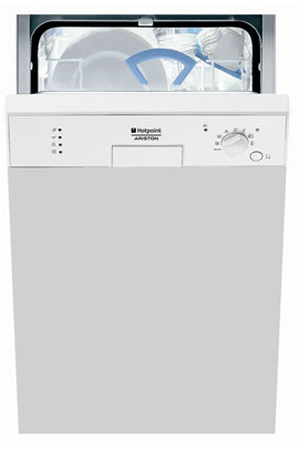 lave vaisselle encastrable hotpoint (obs) lv 465 acha wh  lv465acha