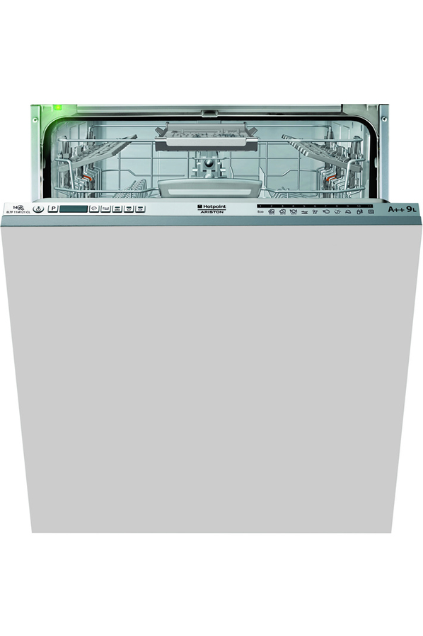 Lave vaisselle encastrable Hotpoint ELTF11M121CL (4212215)  Darty
