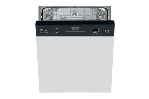 lave vaisselle encastrable hotpoint lsb 7m121 b eu noir - lsb