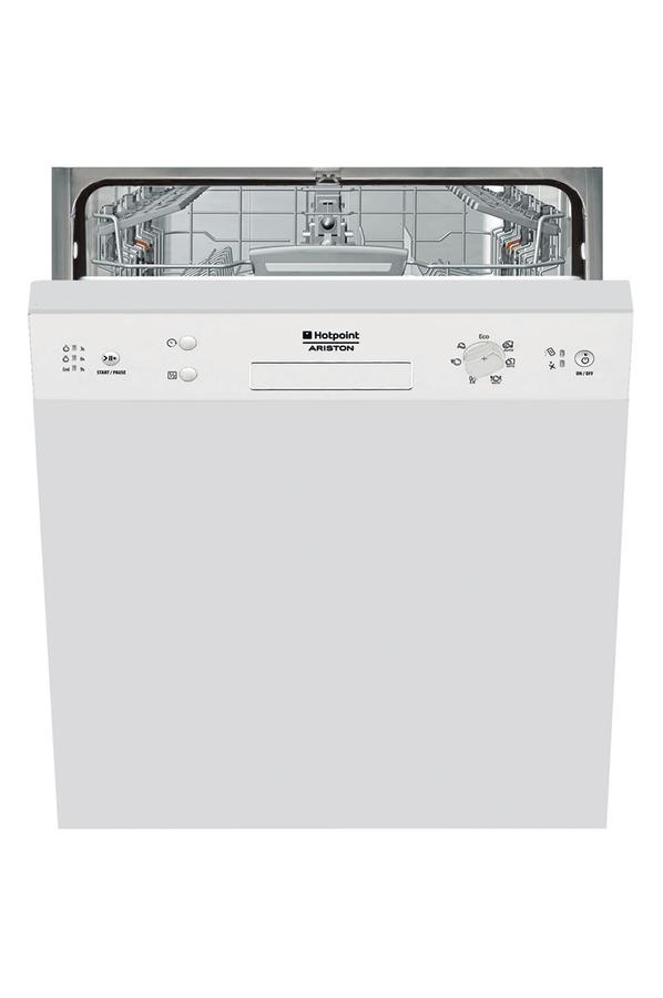 lave vaisselle encastrable hotpoint lsb 7m121 w eu  lsb 7m121 w eu