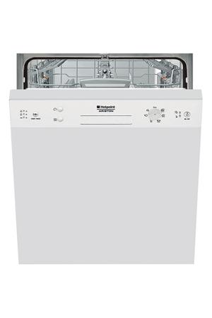 lave vaisselle encastrable hotpoint lsb 7m121 w eu lsb. Black Bedroom Furniture Sets. Home Design Ideas