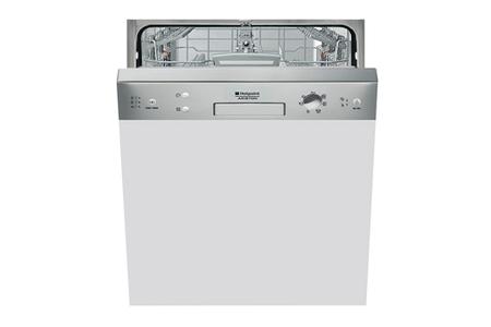lave vaisselle encastrable hotpoint lsb 7m121 x eu inox lsb 7m121 x eu darty. Black Bedroom Furniture Sets. Home Design Ideas
