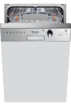 Lave vaisselle encastrable hotpoint lspb 7m116 x eu