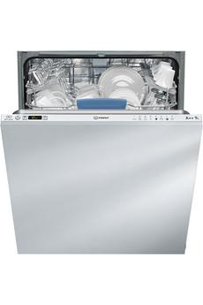 Lave vaisselle encastrable Indesit DIFP8T94Z