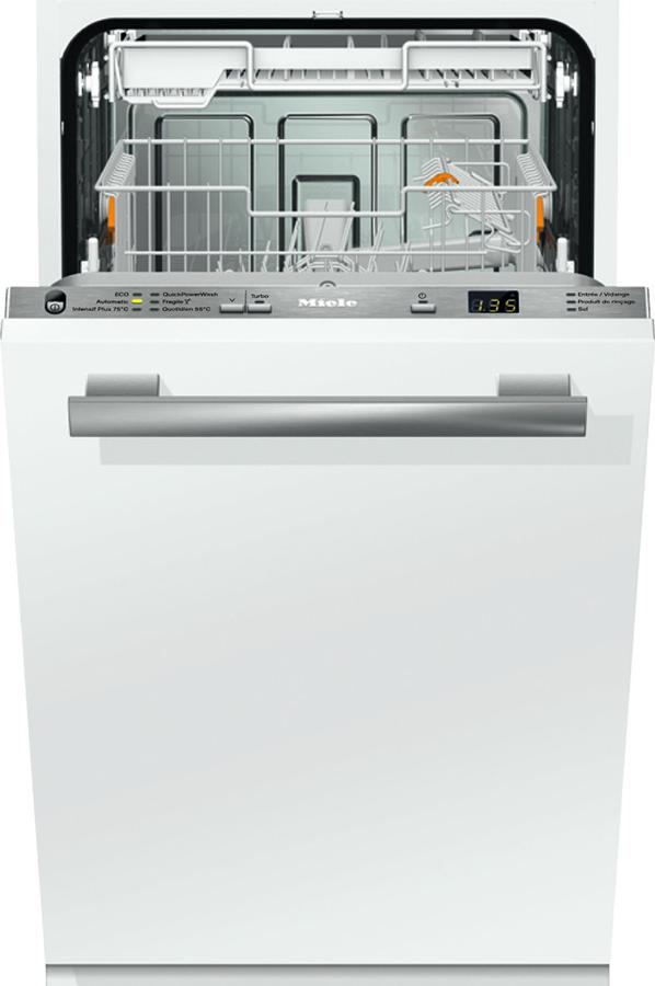 lave vaisselle encastrable miele g 4780 scvi 4228723 darty. Black Bedroom Furniture Sets. Home Design Ideas