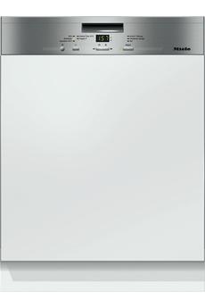 Lave vaisselle encastrable G 4922 SCI INOX Miele