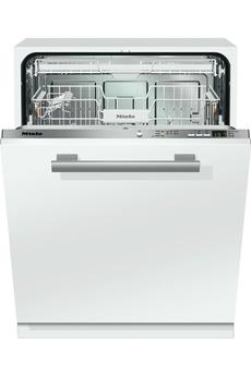 Lave vaisselle encastrable G 4965 SCVI XXL Miele
