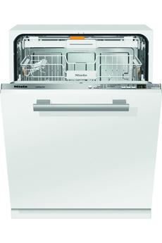 Lave vaisselle encastrable G 4992 SCVI Miele