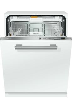Lave vaisselle encastrable G 6260 SCVi Miele